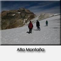 Curso de Alta Montaña